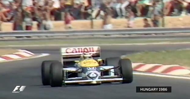 ¿Es este el mejor adelantamiento de la historia de la F1?