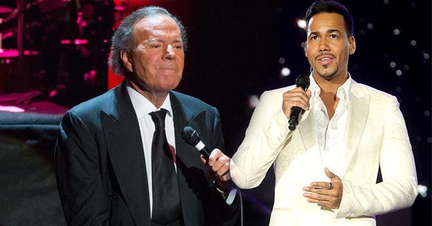 Romeo Santos y Julio Iglesias hacen una canción dedicada al pene. Así suena