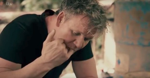El chef Gordon Ramsay aprende a hacer cocaína
