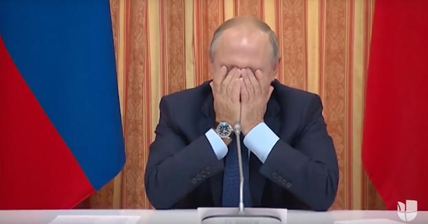 Putin se parte de risa cuando su ministro de agricultura plantea exportar cerdo a Indonesia, país musulmán