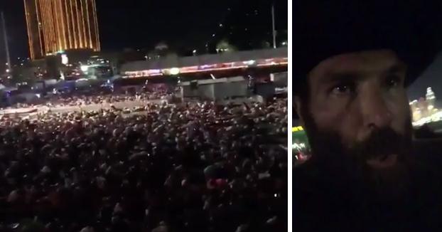 Tiroteo en Las Vegas durante un concierto. 50 muertos y más de 200 heridos. Dan Bilzerian estaba allí (Vídeos)