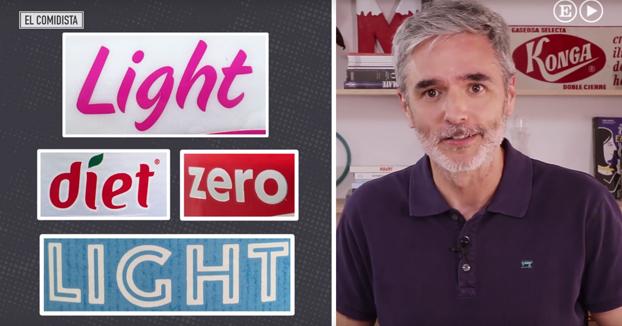 El engaño de los productos light