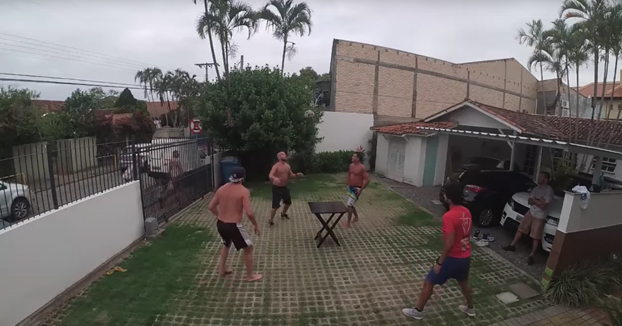 Fútbol mesa, el deporte que está arrasando en Brasil