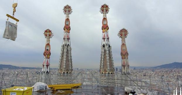 La Sagrada Familia, el sueño de Gaudí que empezó en 1883 y finalizará en 2026