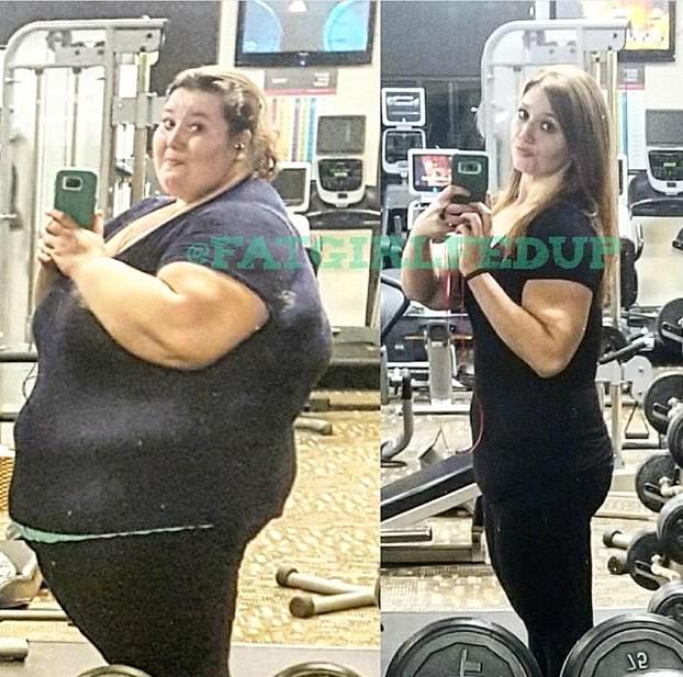 Pierden más de 180 kg y parecen personas diferentes