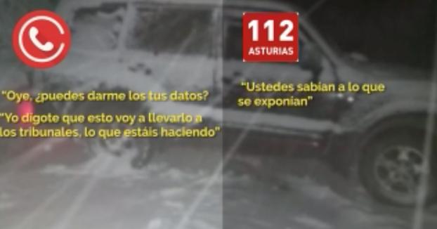 ''Ya somos mayorinos'': la respuesta del 112 a los atrapados en playeros en la nieve del Angliru (Audio completo)