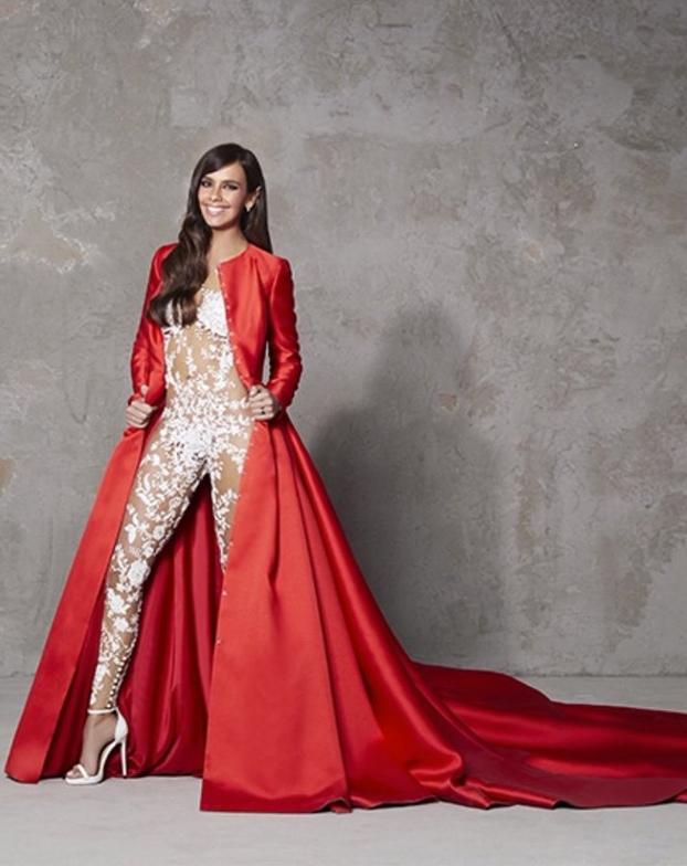 Cachondeo en las redes con el vestido de Cristina Pedroche en Nochevieja