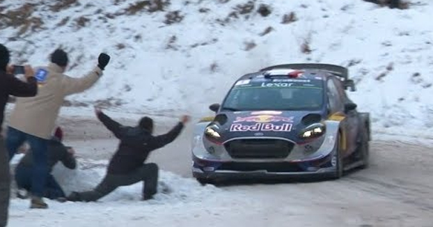 Lo mejor del World Rally Championship 2017