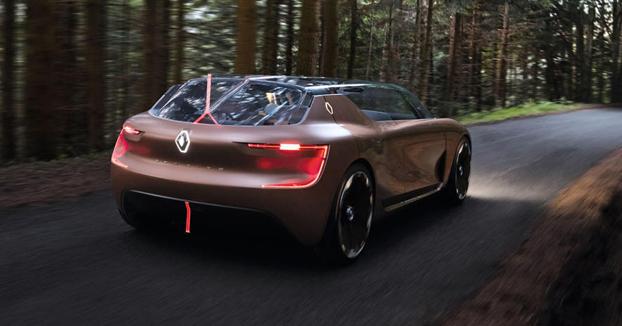 Symbioz, el coche autónomo nivel 4 de Renault