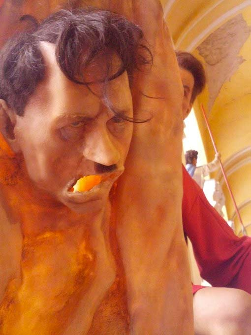 Si piensas que el museo de cera de Madrid es espantoso es porque no has visto este de San Petersburgo