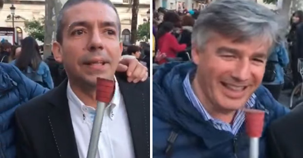 Seis meses de cárcel por llamar ''golfas y guarras'' a las manifestantes del 8-M